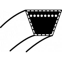 Pasek klinowy CASTEL GARDEN - OREGON