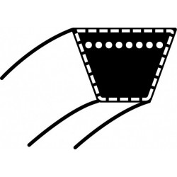 Pasek klinowy HUSQVARNA - OREGON