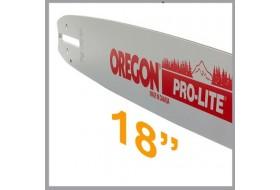 """Prowadnice Oregon do pilarek 18"""" 45 cm"""