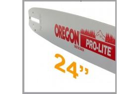 """Prowadnice Oregon do pilarek 24"""" 60 cm"""